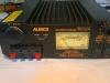 Alinco DM330MVE előlap árammérés tartományban
