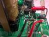 Alinco DM330MVE hűtő ventilátor alap fordulatszám beállítás 330k ellenállással