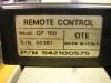 BKV rádió átjátszó GF-100