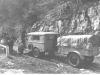 Útközben Gerecse felé egy Dodge tehrautóval a Jusztinián pihenőnél.