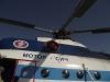 Orosz helikopter.