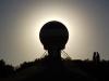 Radarkupola - Napfogyatkozás.