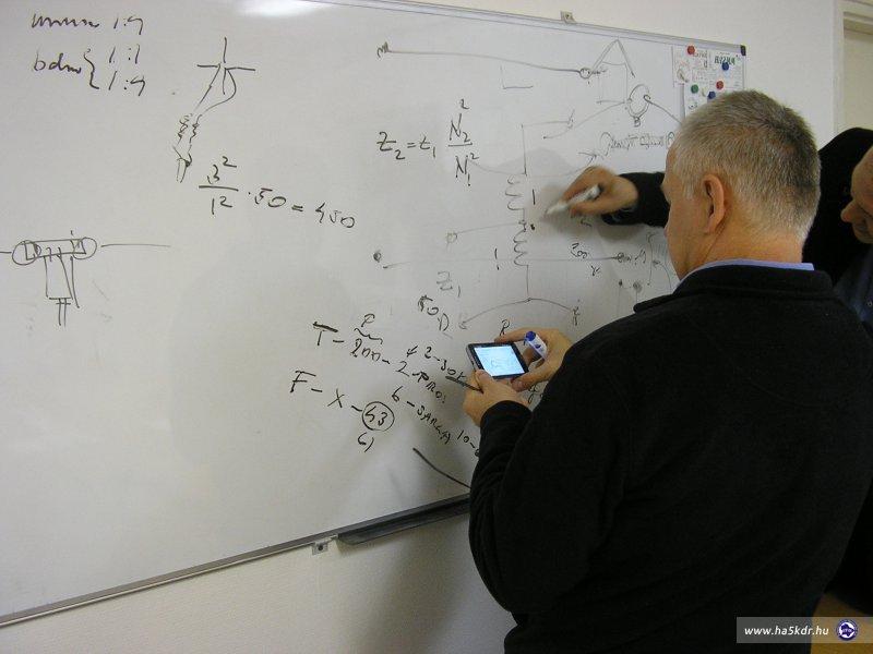 5clf István mobil segítséget kér