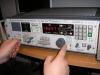 ESM 500-A VHF-UHF mérővevő.