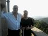 5dsa András és Zoli SOTA aktiválása a János-hegyen