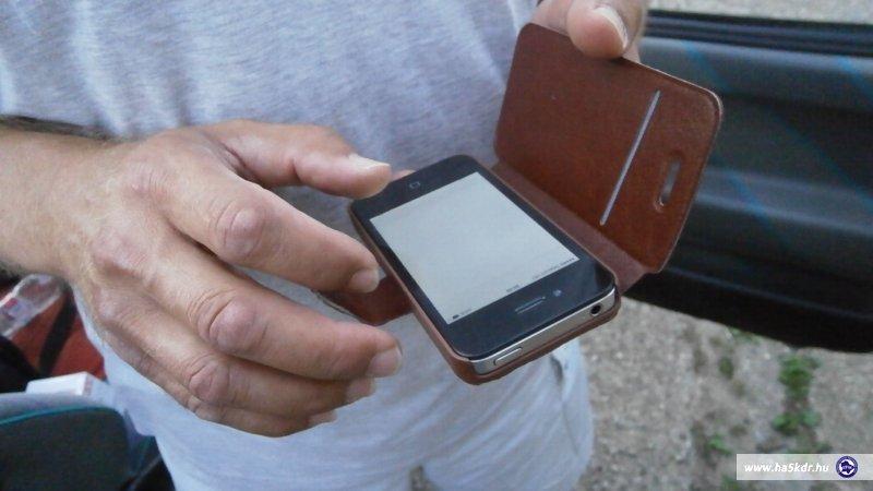 HA5ZF Feri mobiltelója