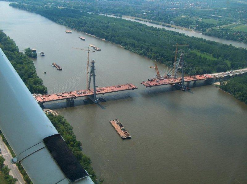Megyeri_híd_építése