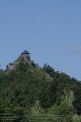 Salgó hegy, Salgó vára