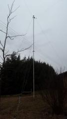 RH antenna árbóc