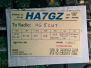 Tnx ha7gz